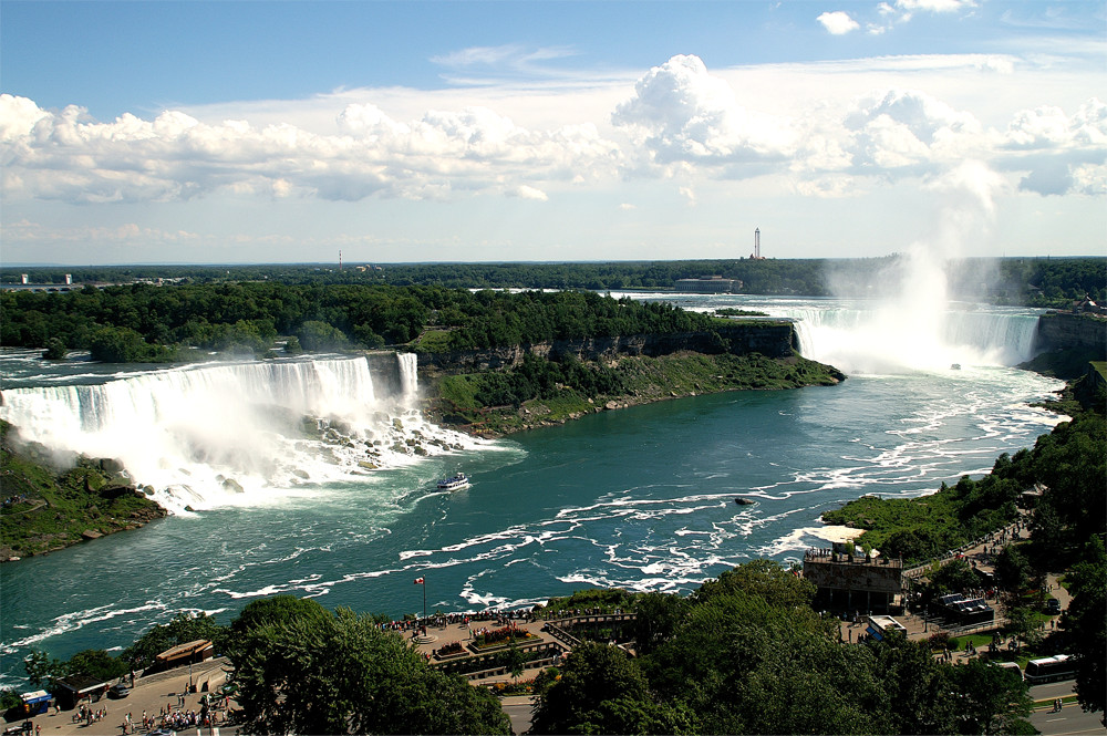 Niagara Falls, St. Catharines, Welland, Thorold, Fort Erie, Niagara Region