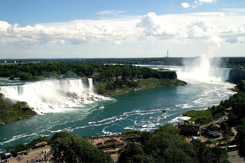 Niagara Falls, St. Catharines, Welland, Thorold, Fort Erie, Niagara Region