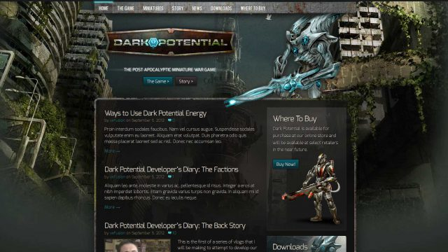 Photo of Just Launched: Dark Potential