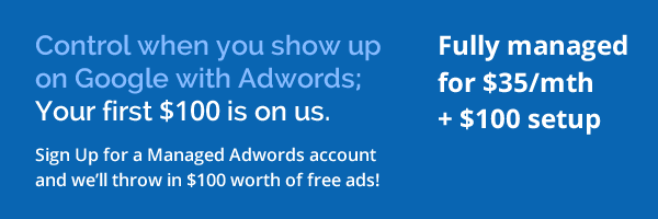 Photo of Drive online traffic, increase store sales, build your brand; all with Google Adwords.
