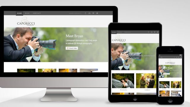 Photo of Just Launched: Bryan Caporicci