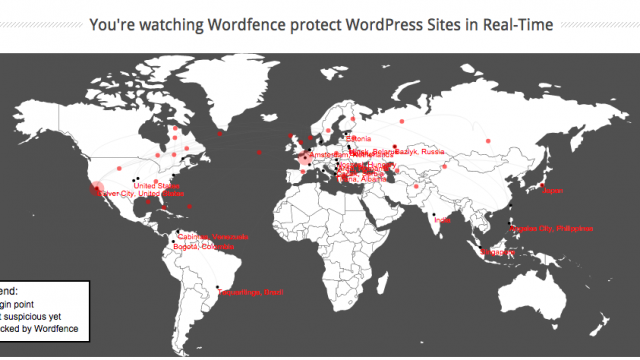 Photo of Locking down WordPress, why Wordfence is awesome!