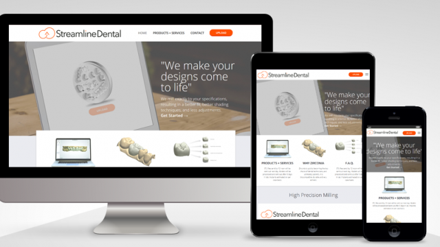 Photo of Just Launched: Streamline Dental (WordPress)