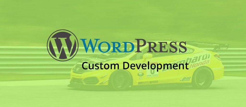 Photo of Custom WordPress Development